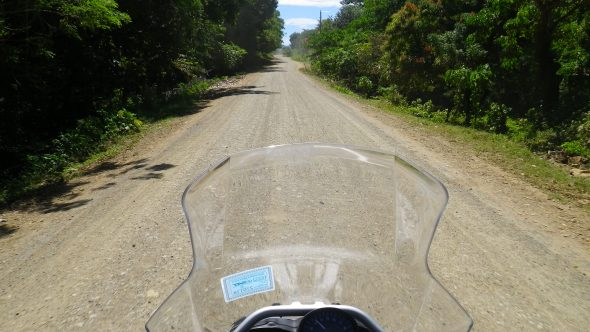 Road to the beach
