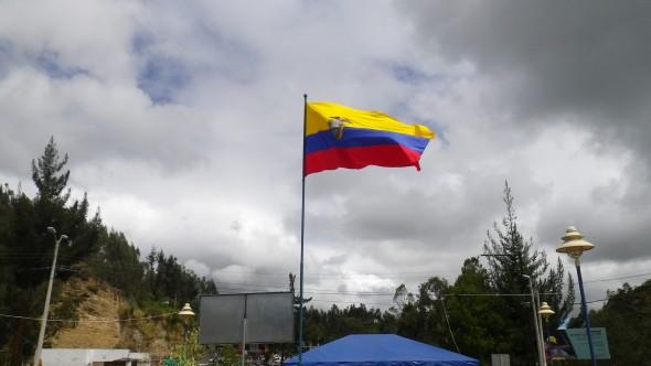 Ecuador!