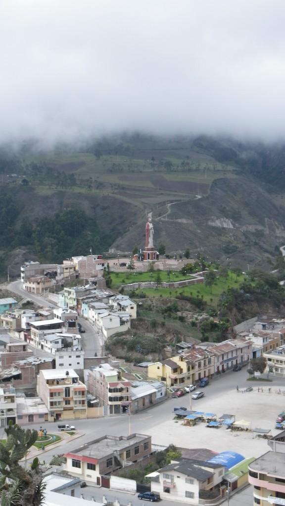 Somewhere en-route to Vilcabamba