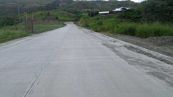 False sense of security outside Vilcabamba