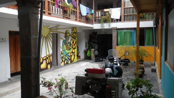 Hostel in Cusco