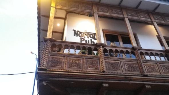 Norton's pub