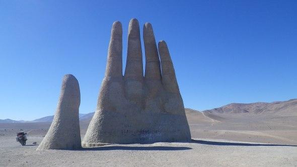 Mano de Desierto