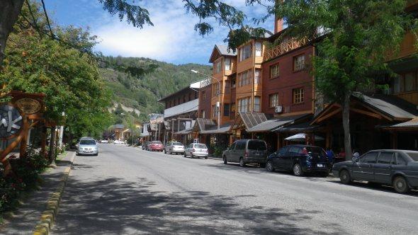 Downtown San Martin de los Andes