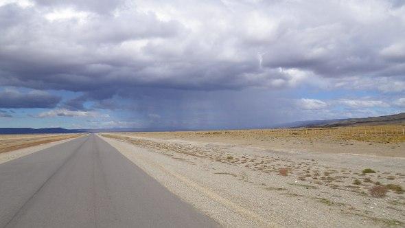Rains a coming...