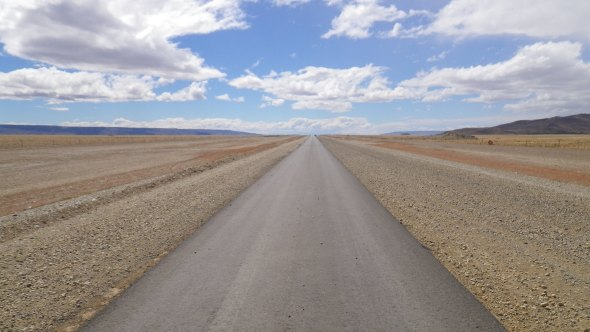 Truly monumental roads
