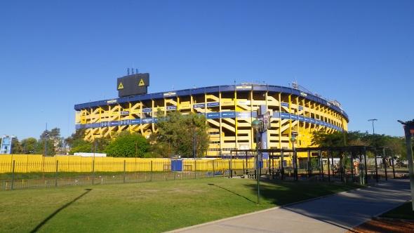 Boca stadium